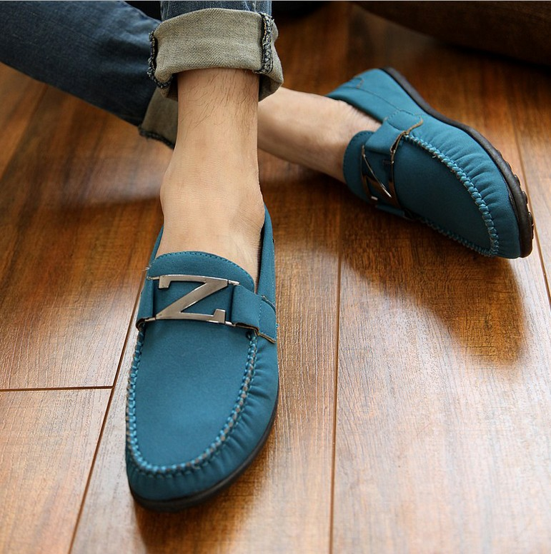 2015 summer hot fashion tip men's casual sports shoes breathable men's driving shoes, flat shoes(China (Mainland))