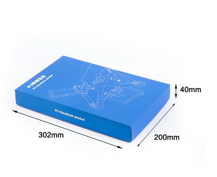 DIY Modification Accessories Outdoor Handheld Camera PTZ Gimbal for DJI Phantom 3 RC Quadcopter FPV Free Shipping
