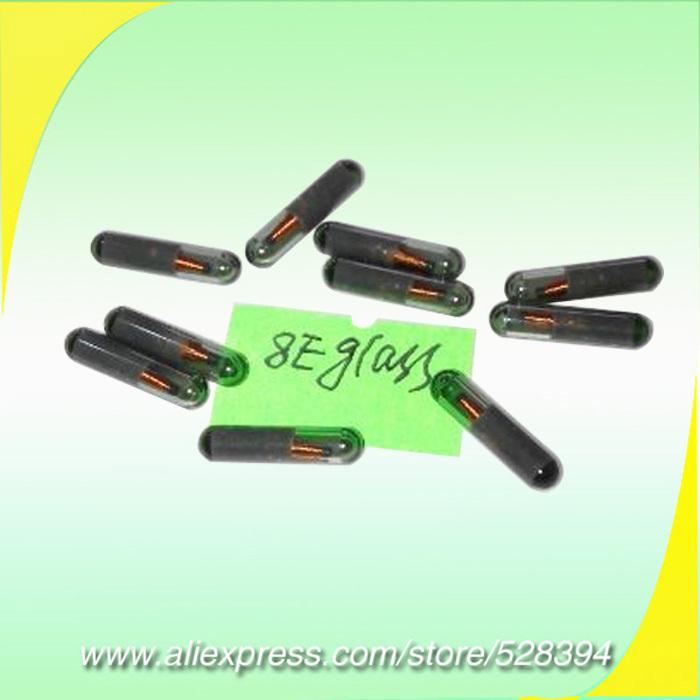 Top Quality 5pcs For h_o_n_d_a 8E chip (glass) LOCKSMITH TOOLS,ID8E GLASS CHIP,Transponder key chip (China (Mainland))