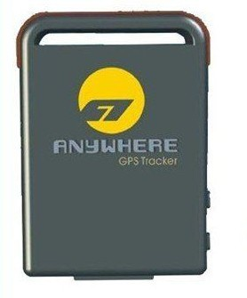 GPS Tracker TK106 / Locator and monitor any remote targets by SMS or GPRS / PET Tracker / Real Time + Free Shipping