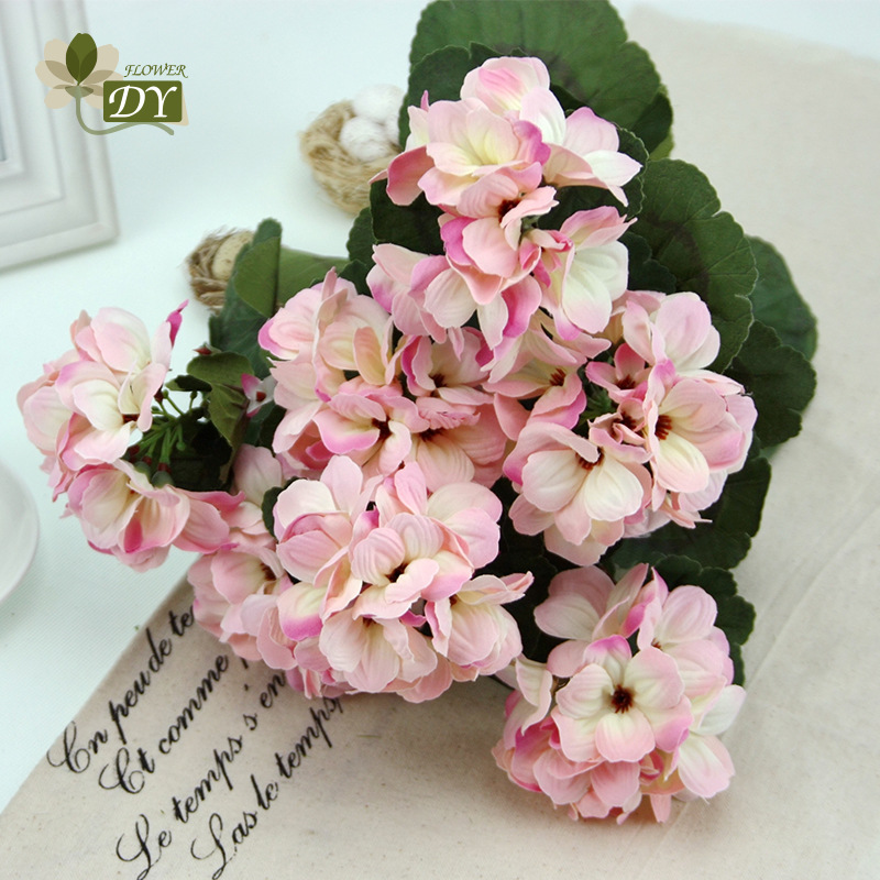 Artificial flowers in the spring of 2016 new home decoration crafts flowers  direct foreign trade simulation