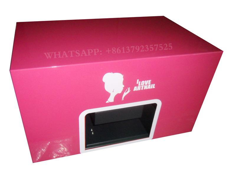 2015 cheap price fashion salon free shipping New updated nail printer machine digital nail printer nail art machine(China (Mainland))