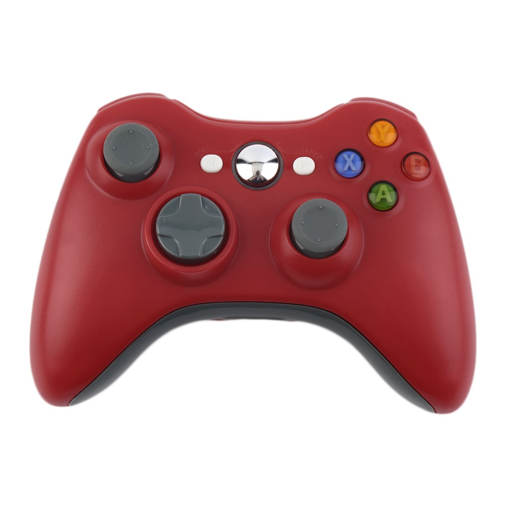 image for  2.4G Wireless Controller USB Game Gaming Gamepad Joystick Receiver Fo
