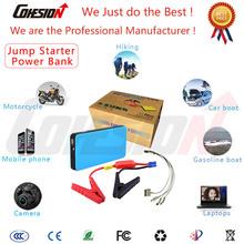 6000mAh Car-charger Emergency Start Power Bank Car Jump Starter Car Mini Battery Jump Start