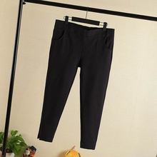 Buy L2 Spring Casual Women pencil Pants 4XL Plus Size Clothes Stretch High Waist Bottoms Fashion Ankle-Length Pants 101 for $16.99 in AliExpress store