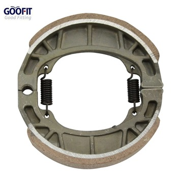 Universal Rear Drum Brake Shoes Pad for GY6 50-150cc Moped Scooter C029-073