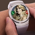 2016 Hot Bluetooth Smart Watch Sport Full HD Screen SIM TF card smartwatch For apple Android