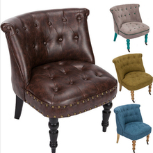American Style Retro Chair Swivel Chairs Modern Sofa Living Room Furniture Home Furniture Free Shipping(China (Mainland))