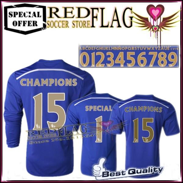Champions League Emblem League Champions 15 Jersey