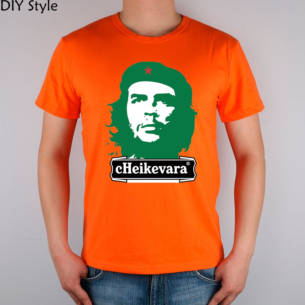 CHE Beer Guevara T-shirt cotton Lycra top 5783 Fashion Brand t shirt men new high quality  HTB1THPaMpXXXXbMXXXXq6xXFXXXI