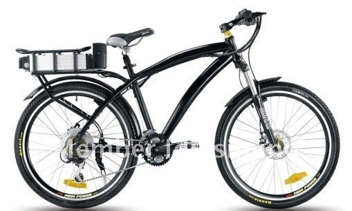 Electric bicycle 36V 250W 8fun New Eagle -- EN15194