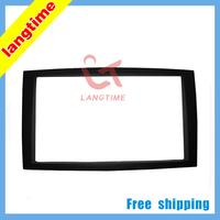 Free shipping-Car refitting DVD frame,DVD panel,Dash Kit,Fascia,Radio Frame,Audio frame for 2002 Mazda Premacy, 2DIN