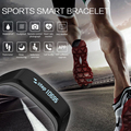 Hot Sale XR01 Smart Bracelet Wristband Fitness Tracker Android Bracelet Smartband Heart rate Monitor PK xiaomi