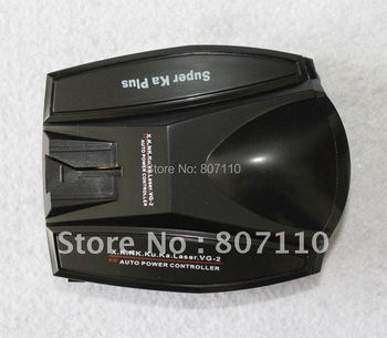 Car Radar Detector for all car vehicle compatible with GPS navigation