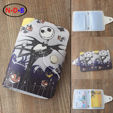 """Buy  (Card & ID Holders)Hot style """"Nightmare Christmas"""" card package male female students cartoon multi card XKB1067 for $2.99 in AliExpress store"""