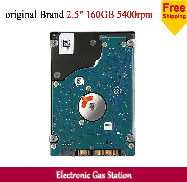 Original Brand Hard Drive 160GB HDD 7200rpm 16MB Cache 2.5 inches SATA 9.5mm Laptop hard drive(China (Mainland))