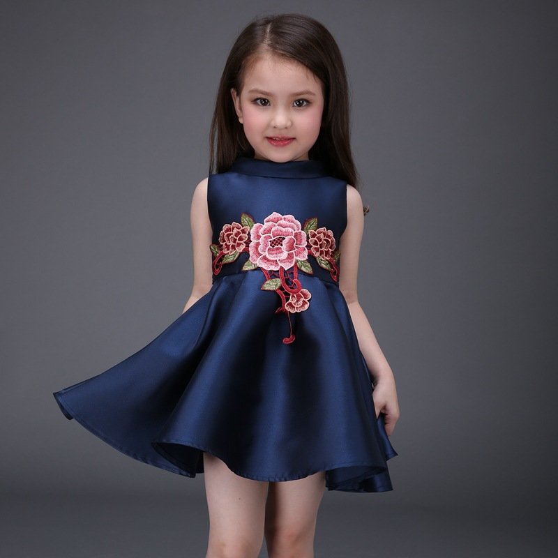3b5b8388b Detail Feedback Questions about 2016 Spring and Summer Girls Dress ...