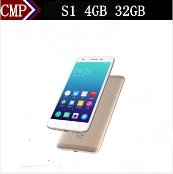 "Original S1 4G LTE Mobile Phone MTK6755 Octa Core Android 6.0 5.5"" FHD 1920X1080 4GB RAM 32GB ROM 13.0MP Fingerprint Metal Case(China (Mainland))"