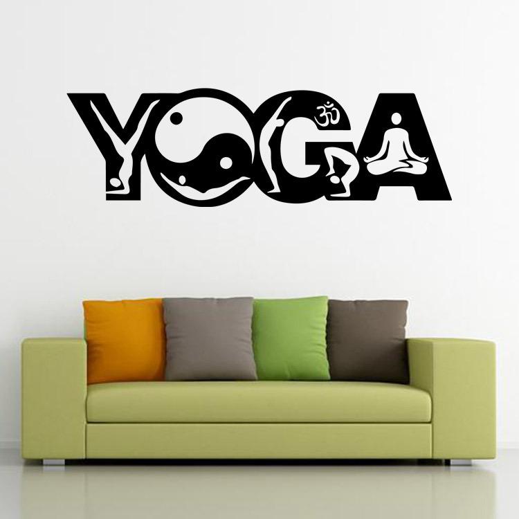 India Buddhist Mandala Wall Stickers For Living Room Bedroom Furniture Decora