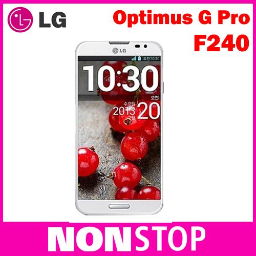 F240 Original LG Optimus G Pro e980 E988 F240L F240S F240K mobile phone 2GB RAM+ 32GBROM 1.7GHz,13MP camera with 4G network(China (Mainland))