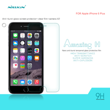 Nillkin Amazing H Nanometer Anti-Explosion Screen Protector For Apple iPhone 6 Plus/6S Plus(5.5inch) Tempered Glass Film
