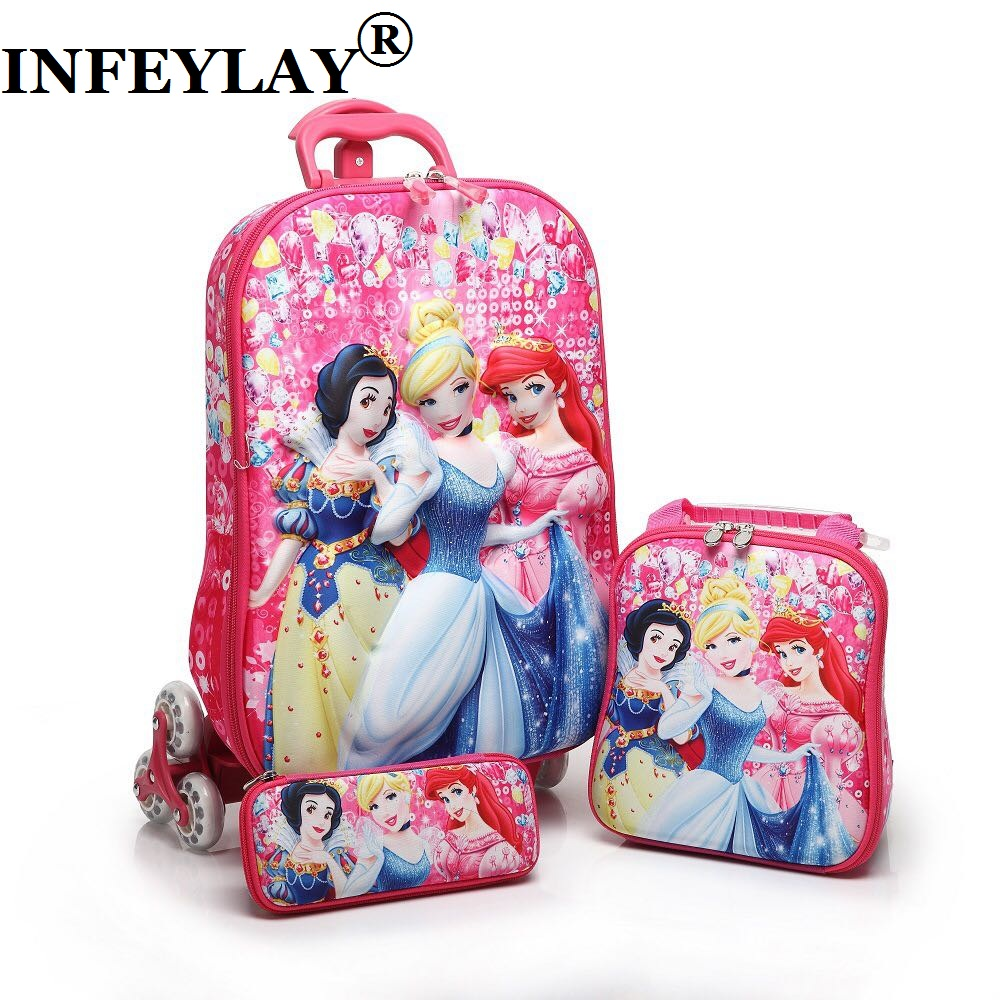 Girls Rolling Luggage Promotion-Shop for Promotional Girls Rolling ...