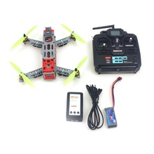 JMT FPV 260 Across Frame Including LED Tail Light with QQ Flight Controller and Motor ESC TX&RX Charger RTF Drone F16051-C(China (Mainland))