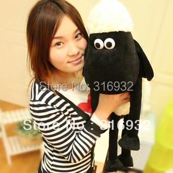 J1 Free shipping, Cute NICI Shaun the sheep creative plush toy 70cm , good for gift 1pc