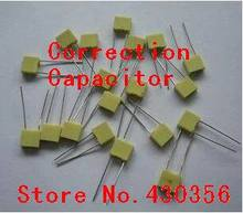 Buy 20 pcs Correction capacitor 100V 103 10nf 0.01UF for $1.50 in AliExpress store