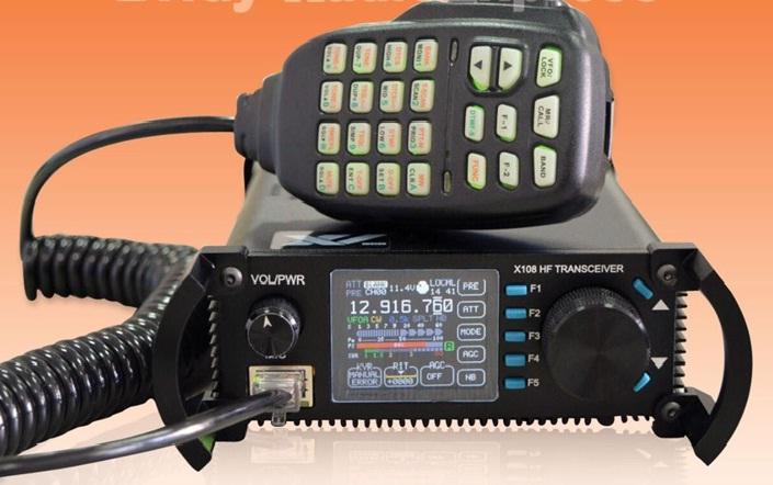 RADIOAMATEURCA Opérations / Comment lancer et