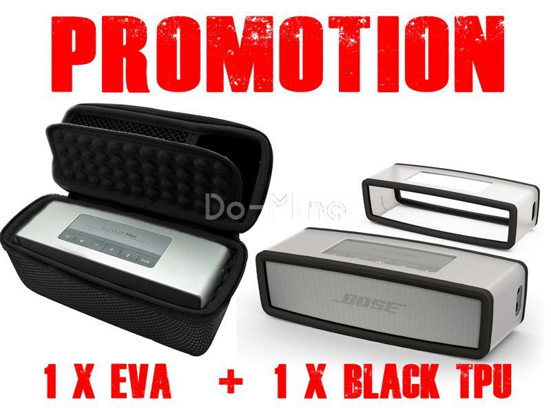 Multicolor Travel Soft EVA Carry Storage Case Cover Box Protection Bose SoundLink Mini II Bluetooth Speaker - Do-Mine store