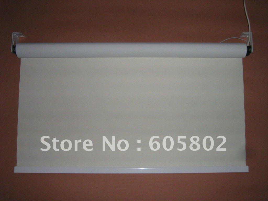 radio control roller blinds, 1.4m wide, 0.5-1.8m hight, sunscreen fabric(Hong Kong)
