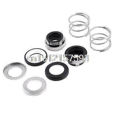 2 Pieces 16.5mm Single Spring Inbuilt Mechanical Water Pump Shaft Seal(China (Mainland))
