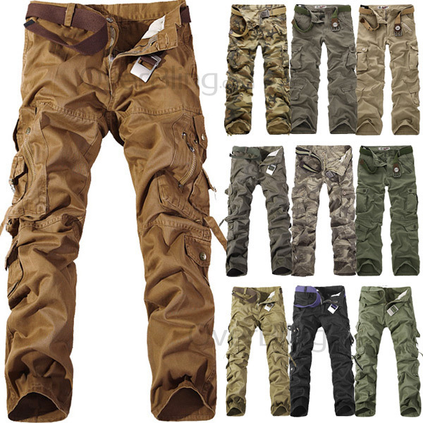 Cargo Pants For Men Online Shopping Camouflage Cargo Pants For Men