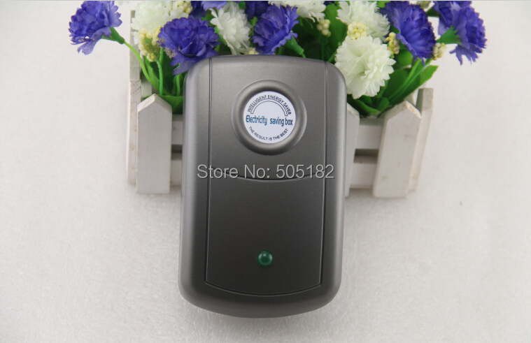 Power Saver 25kw power Electricity Saving Box 90V-250V , Energy Save saveing electric bill UK US EU plug(China (Mainland))