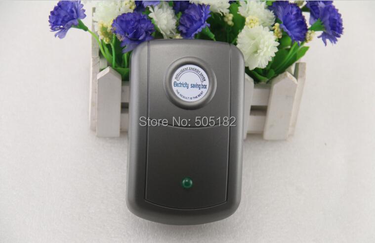 Power Saver 25kw power Electricity Saving Box 90V-250V , Energy Save saveing electric bill UK US EU plug(China (Mainland))