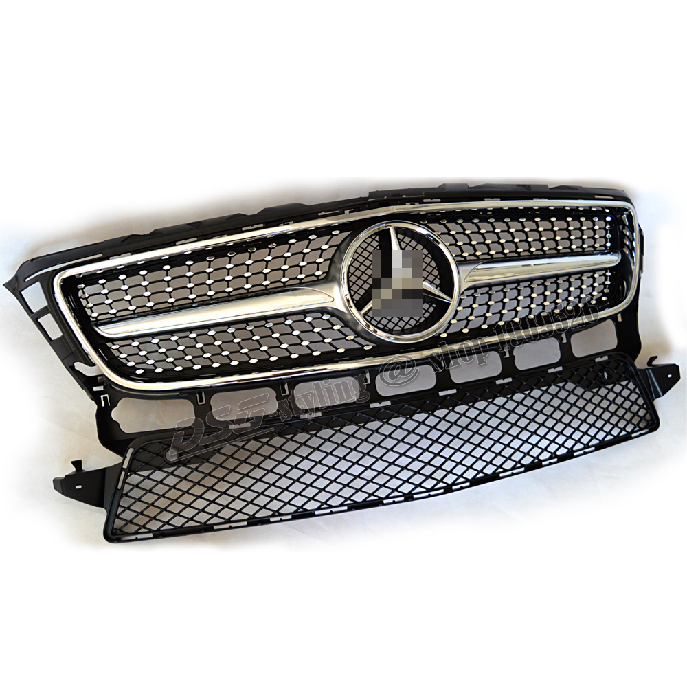 Popular mercedes benz grille badges buy cheap mercedes for Mercedes benz grills
