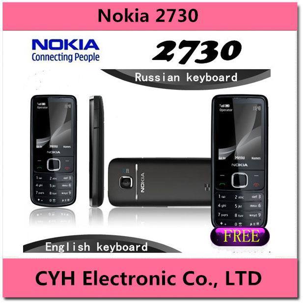 Мобильный телефон 2730c NOKIA 2730 2/bluetooth мобильный телефон n93i bluetooth wifi 3g nokia