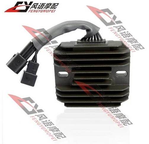 Motorcycle Regulator Rectifier Fit SUZUKI GSXR600/750 06-10 year GSXR1000 08-10 OEM Quality - Colorlight Center store