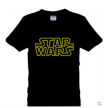 New Novelty Summer Star Wars T Shirts Popular Short Sleeve Men 3D T Shirts Round Neck Casual Male T Shirt Free Shipping