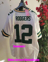 Canuven American Football Jersey Aaron #12 Rodgers Custom Throwback College Cheap Authentic Sports Jerseys Mens Womens Youth Kid(China (Mainland))