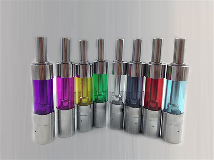 New Arrival Mini protank 3 Atomizer Clearomizer SS Tip Pyrex Glass v1 ego thread vaporizer ego