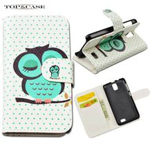 Lenovo A328 Case For A 328 High Quality Painting PU Leather Case For Lenovo A328 A328T