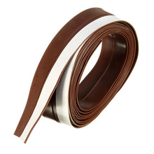Buy Excellent Slicone Rubber 25mm Width Silicone Rubber Bottom Door Window 2M Adhesive Seal Strip Weatherstrip Durable for $1.89 in AliExpress store