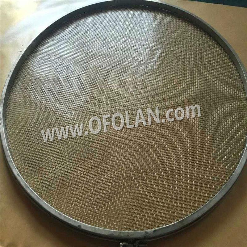 5 Mesh Best Price Aperture 4.0mm Titanium Electrode Mesh/Network For Chemical Filter/Sewage Treatment Sales 10cm*100cm<br><br>Aliexpress