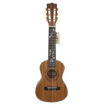 "28"" Soprano Ukulele Uke Sapele Four Strings 15 Frets Guitar Brown LW164(China (Mainland))"