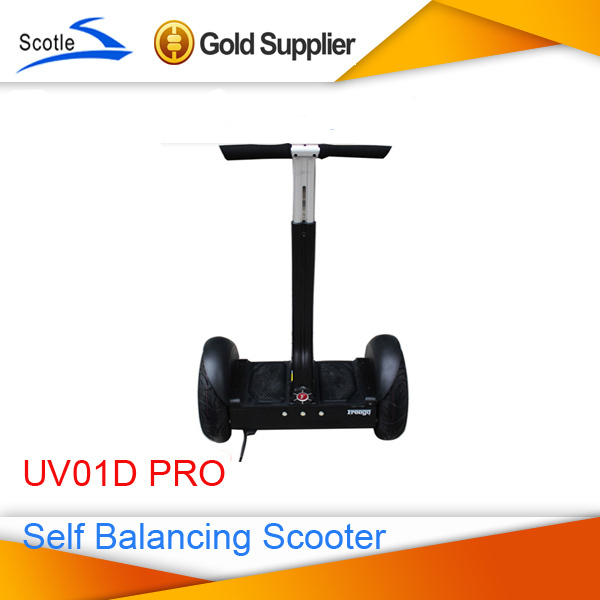 Free Shipping Self Balancing Scooter Freego UV01D PRO Personal Transporter Self Two Wheel Electric Scooter Sightseeing Golf Car(China (Mainland))