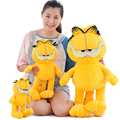 35cm super plush toy coffee cat pillow birthday gift for girl for baby for kids best