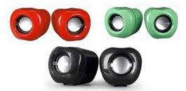 Original modern hy-618 small speaker 2.0 mini speaker laptop speaker modern audio()