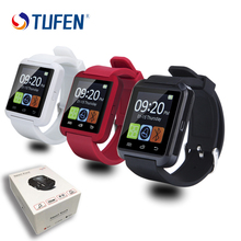 Bluetooth Smart Watch U8 WristWatch for iOS Android OS Smartphones iPhone 4/4S/5/5S/6/6 plus Samsung HTC Huawei xiaomi